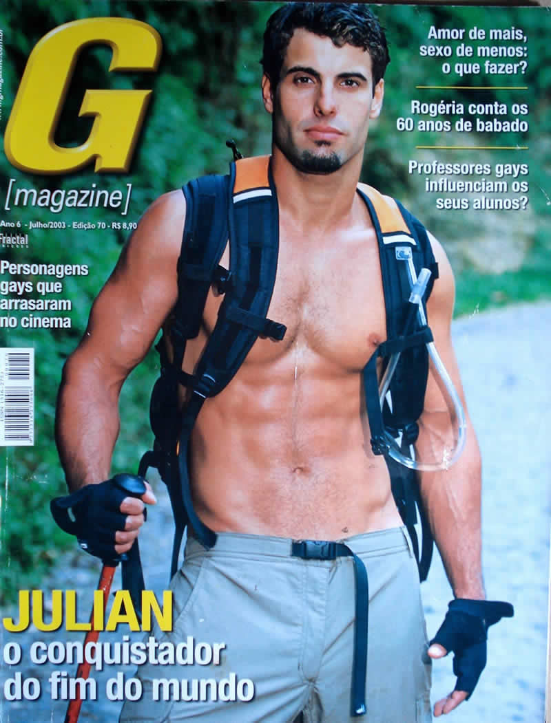 G Magazine – Julian Righetto