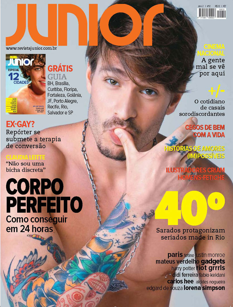 Revista Junior – Mateus Verdelho