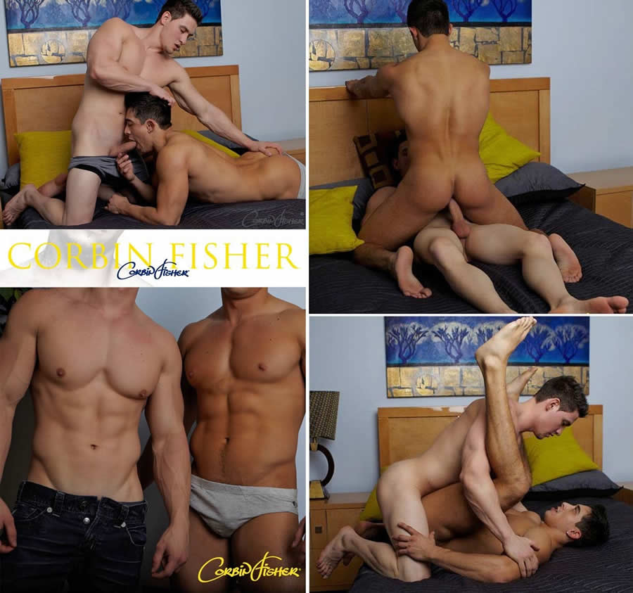 Vídeo Gay Download – Sloan Takes Cain's Load
