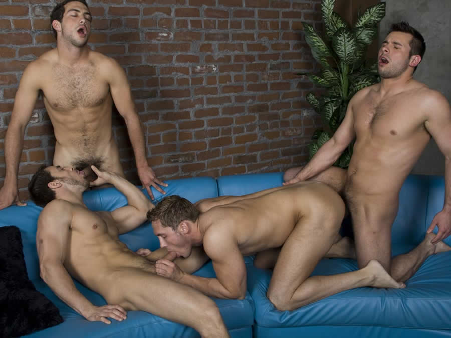 Randy Blue – Quarteto Fantástico: Chris Rockway, Christian Sharpe, Brandon Kent & Ryan Rockford