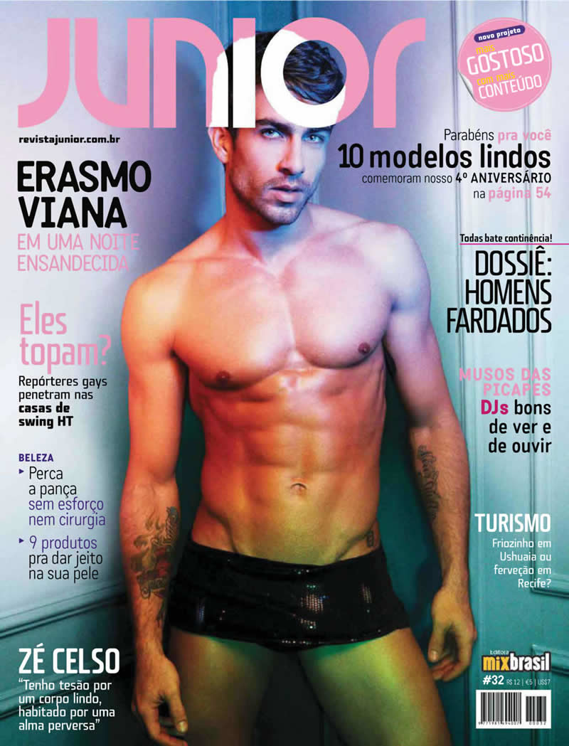 Revista Junior – Erasmo Viana