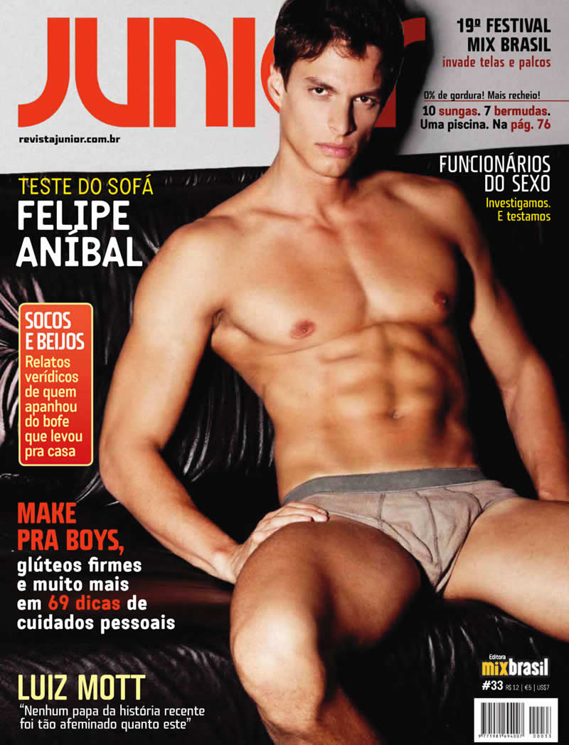 Revista Junior – Felipe Anibal