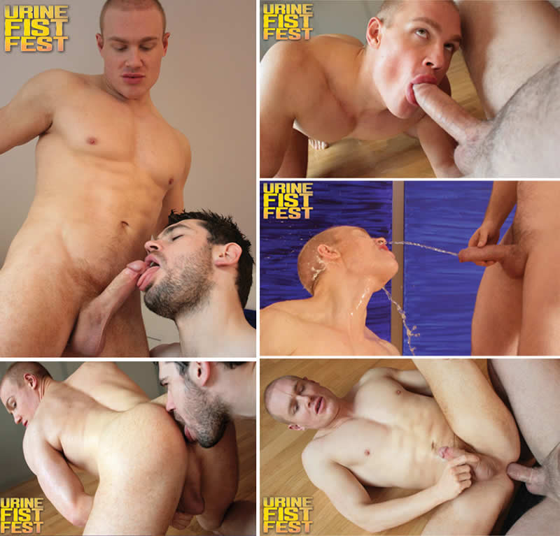 Vídeo Gay Online – Peto Coast & Aaron Mark