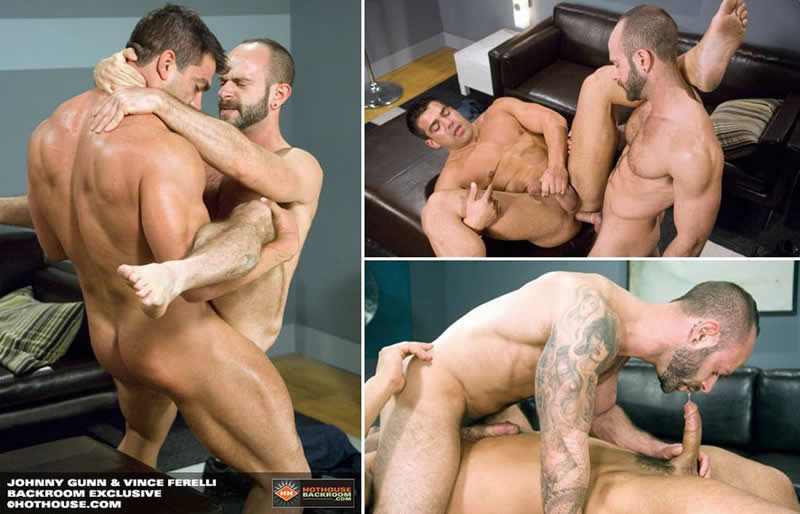 Vídeo Gay Online – Vince Ferelli e Johnny Gunn