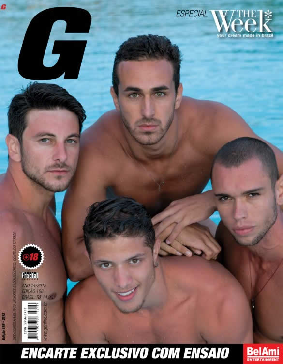 G Magazine – Especial The Week