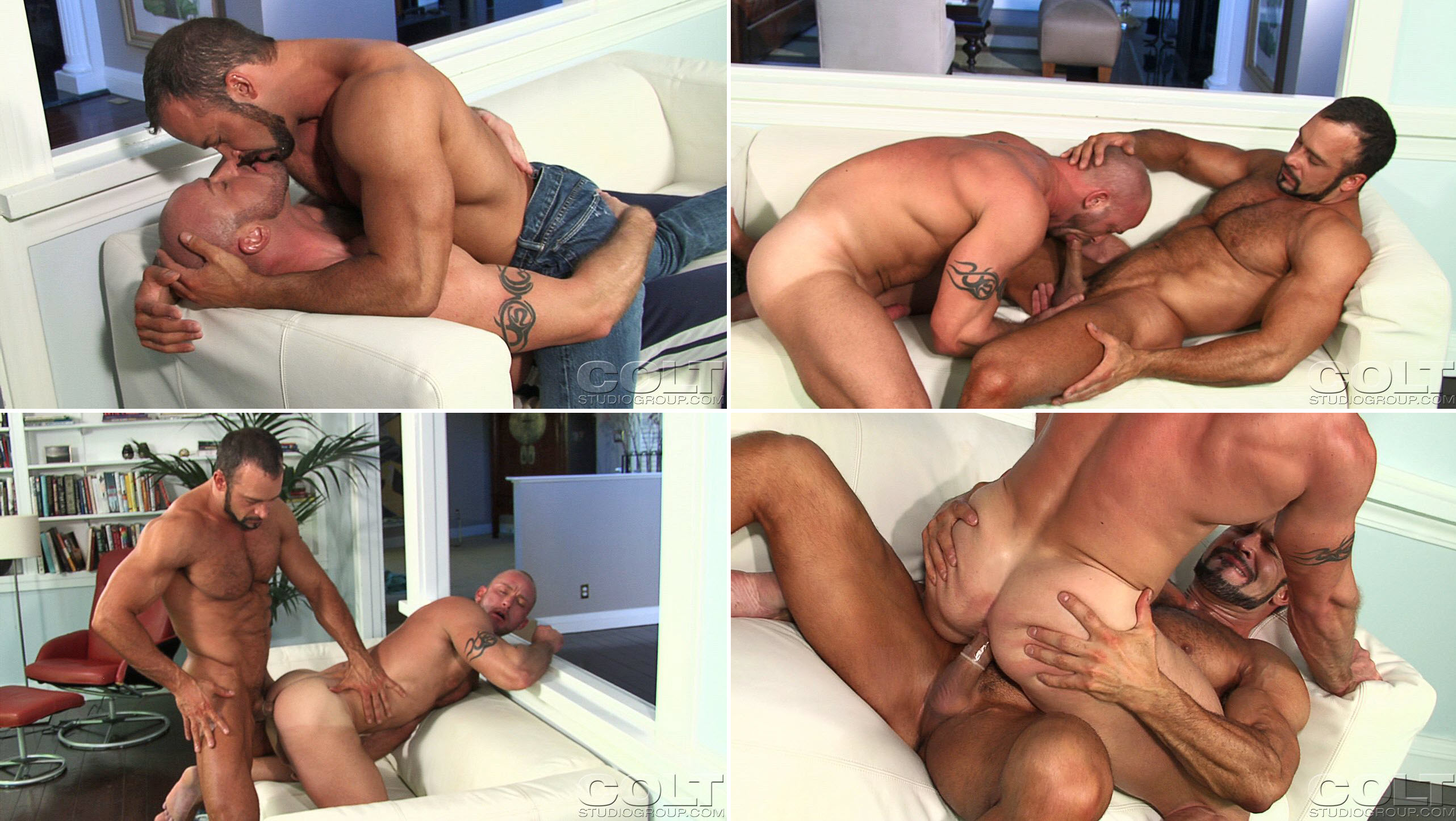 Vídeo Gay Online – Nate Karlton & Gage Weston