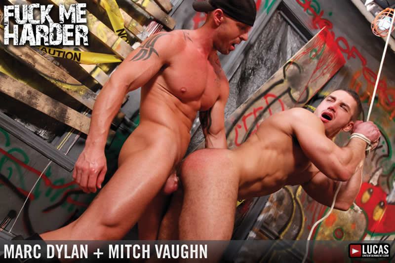 Vídeo Gay Online – Sexo Gay: Fetiche, Bondage: Mitch Vaughn & Marc Dylan