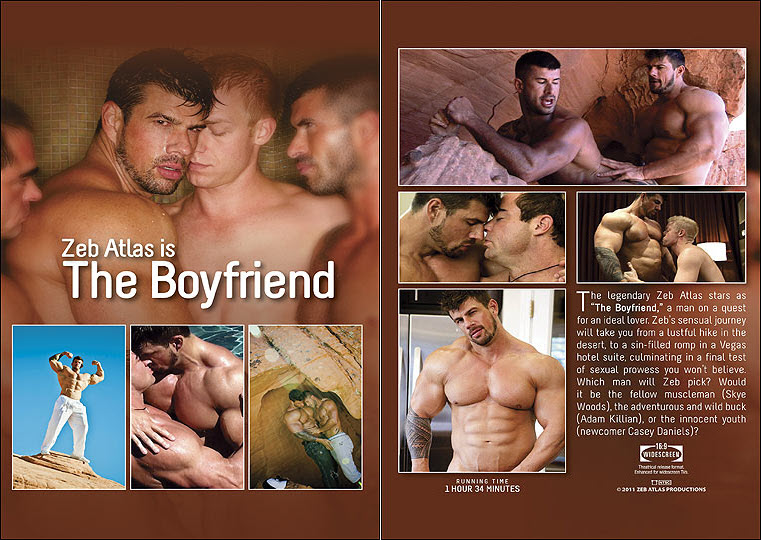 Vídeo Gay Online – Zeb Atlas: The Boyfriend Parte 3