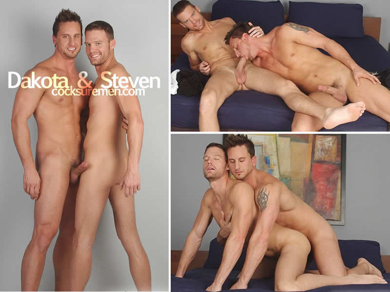 Vídeo Gay Online – Dakota Rivers & Steven Daigle