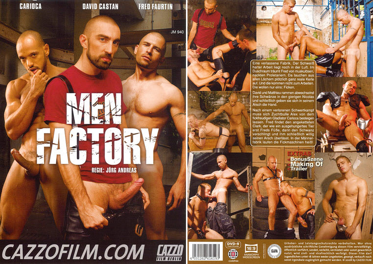 Vídeo Gay Online – Men Factory