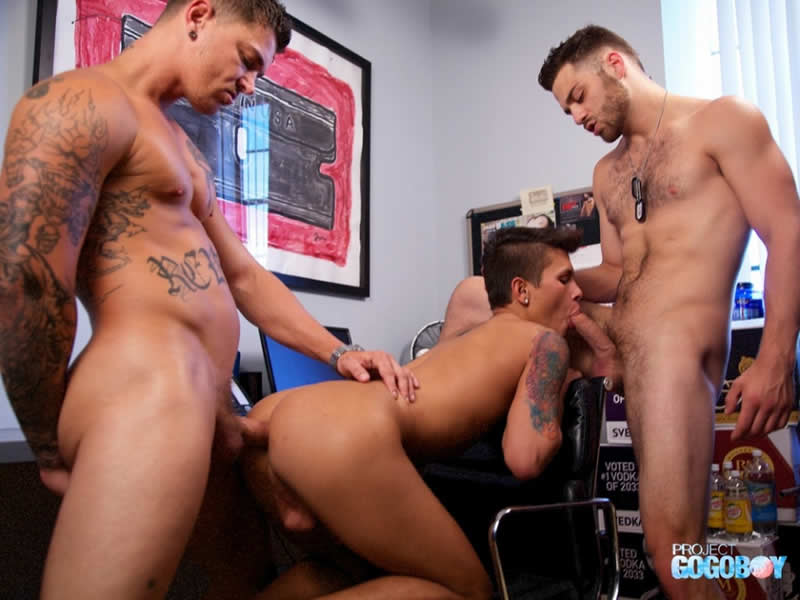 Cocky Boys – Project GoGo Boy – Episode 2!