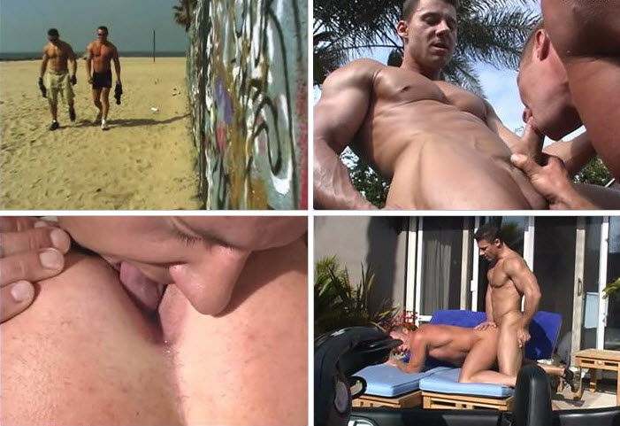 Vídeo Gay Online – Marco Paris & Robert Van Damme