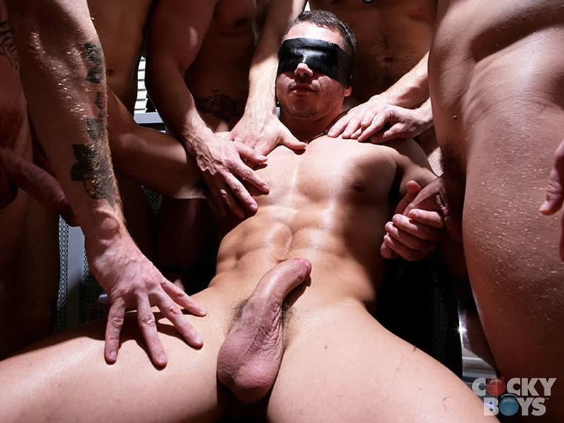 Cocky Boys – Orgy