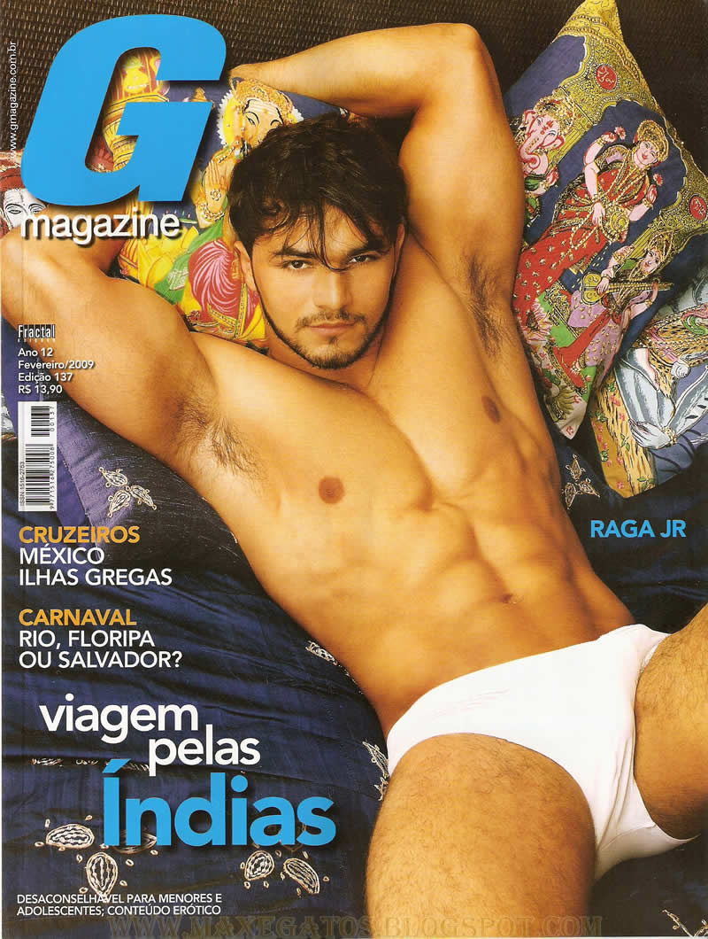 G Magazine – Raga Jr.