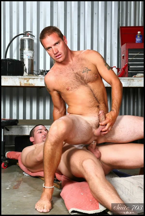 Suite 703 – Johnny Donovan & Kevin Falk