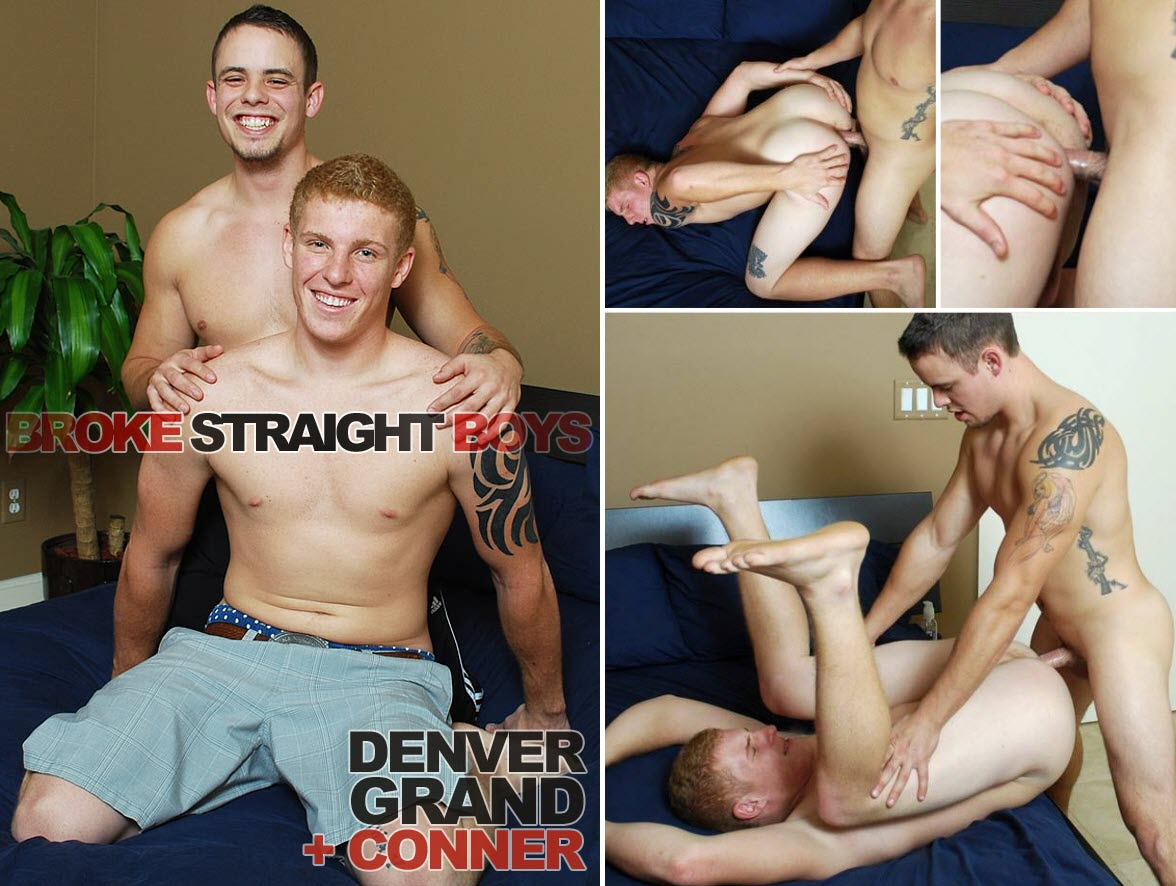 Vídeo Gay Online – Sexo Gay: Denver Grand & Conner