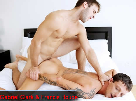 Vídeo Gay Download – Gabriel Clark & Francis Houde