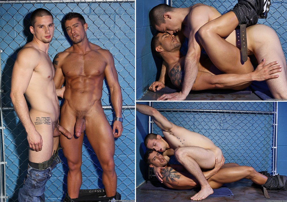 Vídeo Gay Online – Sexo Gay: Cody Cummings & Anthony Romero