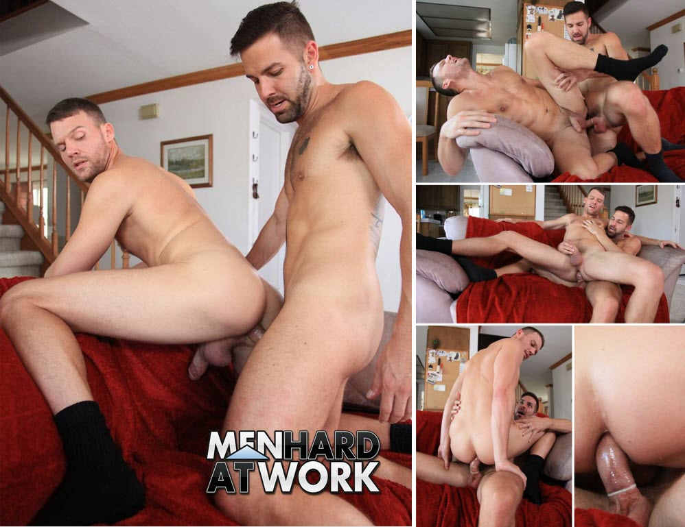 Vídeo Gay Online – Sexo Gay: Preston Steel & Steven Daigle