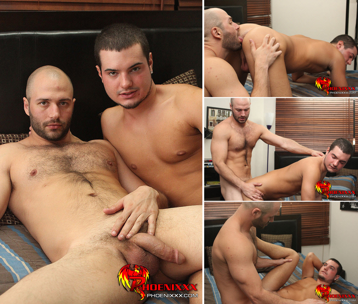 Vídeo Gay Online – Sexo Gay: David Chase & Trevor Bridge