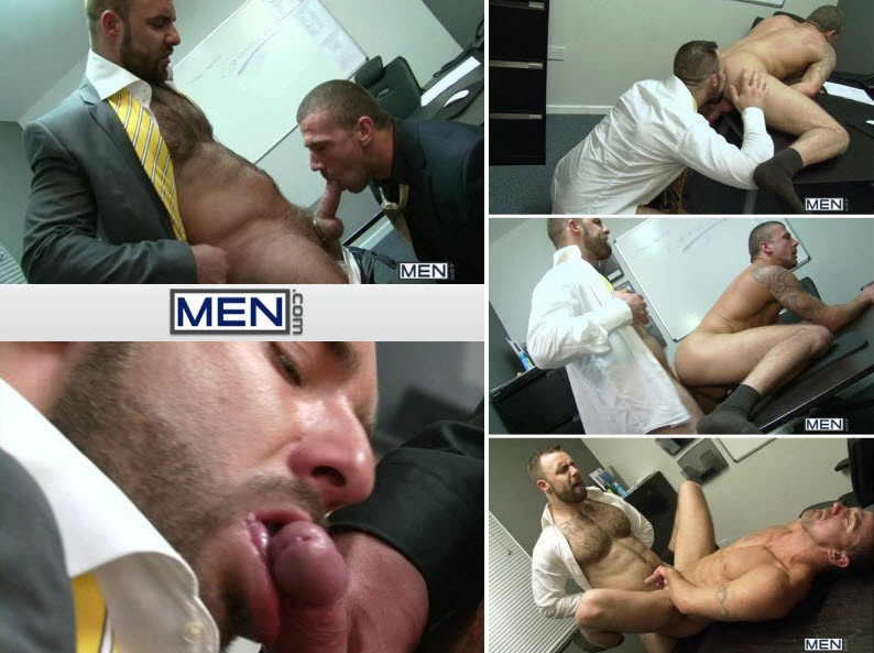 Vídeo Gay Online – Sexo Gay: Marco Sessions & Bruno Knight