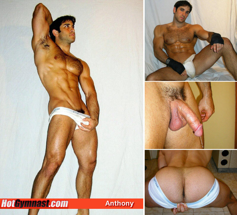 Vídeo Gay Online – Gato Gostoso: Punheta com Anthony