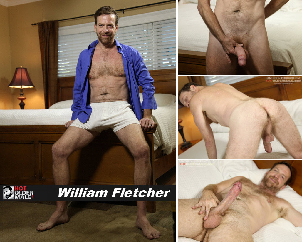 Vídeo Gay Online – Macho Gostoso: Punheta com William Fletcher