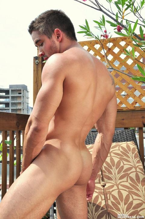 Men Of Montreal – Macho Gostoso: Zack Lemec