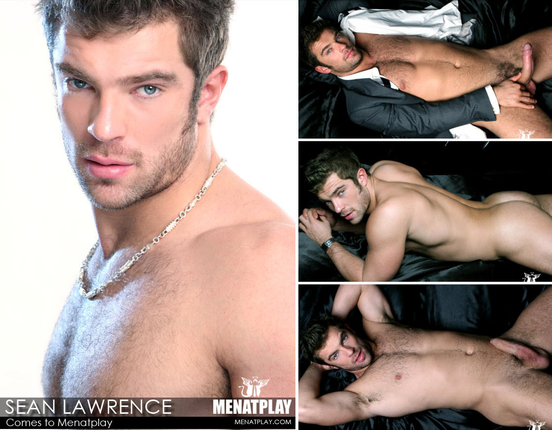 Vídeo Gay Online – Macho Gostoso: Punheta com Sean Lawrence