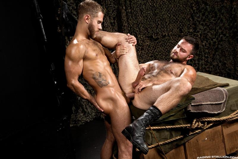 Vídeo Gay Online – Sexo Gay: Heath Jordan & Shawn Wolfe