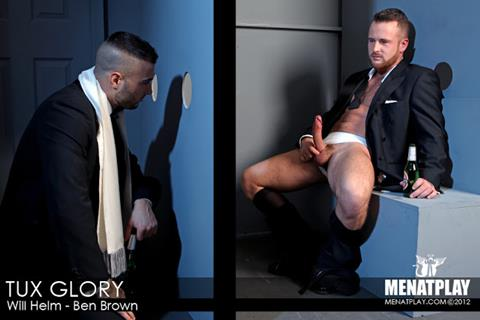 Vídeo Gay Online – Sexo Gay: Will Helm & Ben Brown