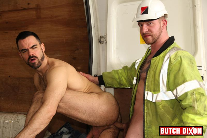 Butch Dixon – Sexo Gay: Dolan Wolf & Jeff Stronger