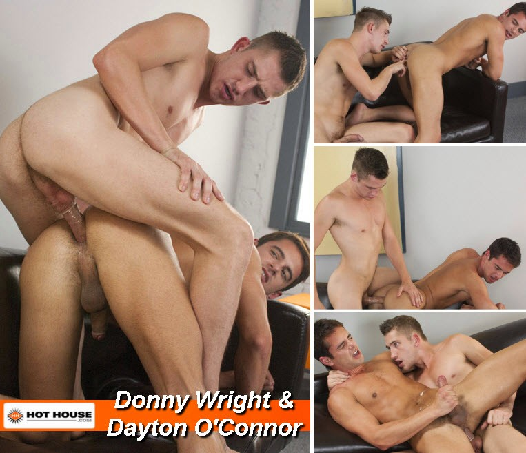 Vídeo Gay Online – Sexo Gay: Donny Wright & Dayton O'Connor