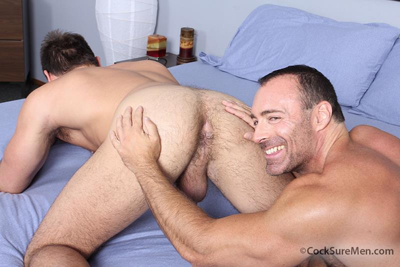 CockSureMen – Sexo Gay: Logan Scott & Brad Kalvo
