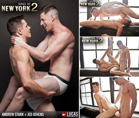 Vídeo Gay Online – Sexo Gay: Jed Athens & Andrew Stark