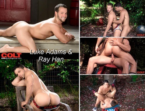 Vídeo Gay Online – Troca-Troca Gay: Luke Adams & Ray Han