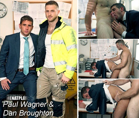 Vídeo Gay Online: Sexo Gay: Paul Wagner & Dan Broughton