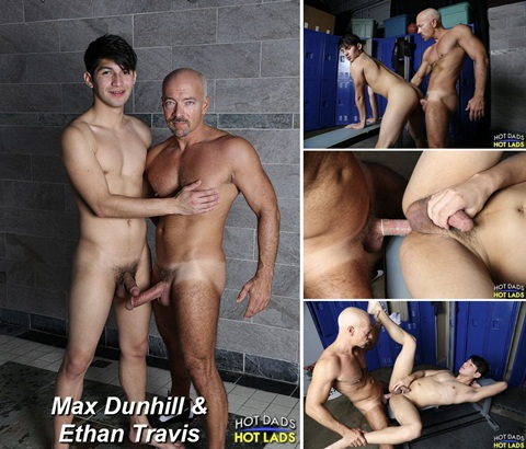 Vídeo Gay Online – Sexo Gay: Max Dunhill & Ethan Travis