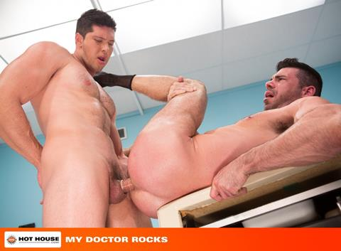 Hot House – Machos Trepando: Billy Santoro & Liam Soto
