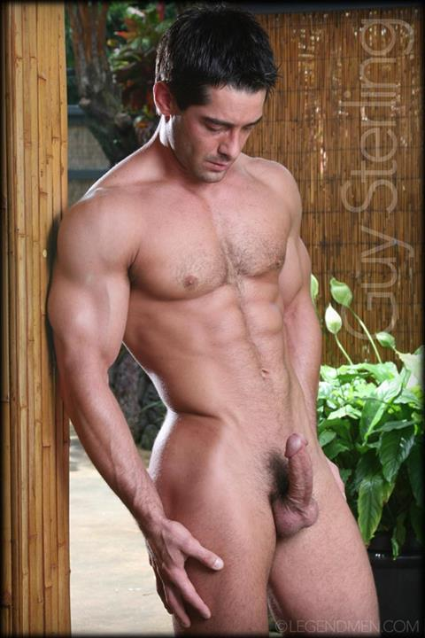 LegendMen – Macho Gostoso: Guy Sterling