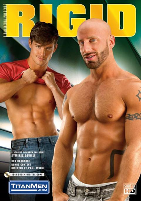 Filmes Completos – DVD Gay – TitanMen – Rigid