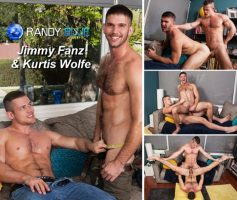 Vídeo Gay Download – Sexo Gay: Jimmy Fanz & Kurtis Wolfe