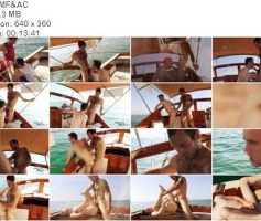 Vídeo Gay Download – Sexo Gay Bareback: Maxx Fitch & Andrew Collins