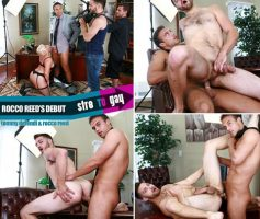 Vídeo Gay Online – Sexo Gay: Tommy Defendi & Rocco Reed