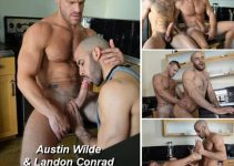 Vídeo Gay Online – Troca-Troca Gay: Austin Wilde & Landon Conrad