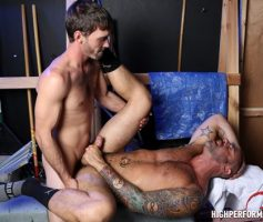 Vídeo Gay Online – Sexo Gay: Joe Parker & CJ Madison