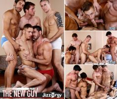 Vídeo Gay Online – Sexo Grupal Gay:  Billy Santoro, Colden Armstrong, Connor Kline, Connor Maguire, Dale Cooper