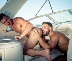 Men – Sexo Gay: Abraham Al Malek & Paddy O'Brian