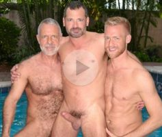 Vídeo Gay Download – Suruba Gay: Christopher Daniels, Allen Silver & Will Swagger