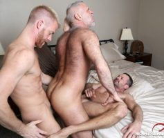 Vídeo Gay Online – Suruba Gay: Christopher Daniels, Allen Silver & Will Swagger